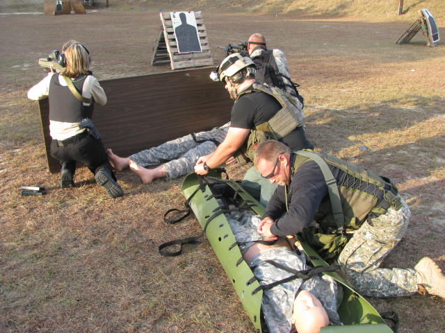 Tactical Medical Operator II (Live Fire)