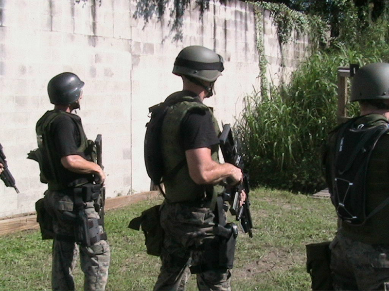 Special Weapons and Tactics (SWAT)